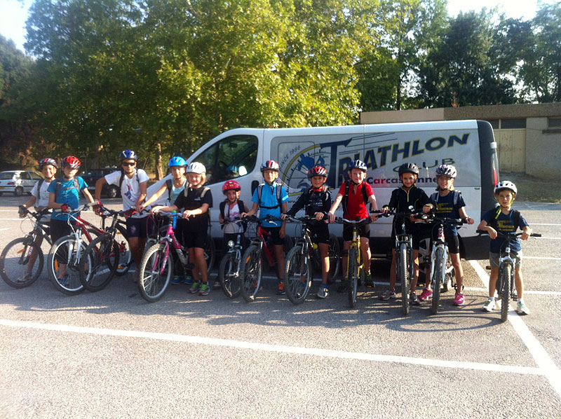L cole de triathlon triathlon club carcassonne for Piscine grazailles