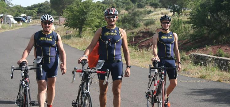 Coup de chaud au Triathlon du Salagou