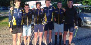 Demi-finale D3 triathlon à Guéret