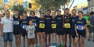 Rentrée sportive pour les triathlètes du TCC