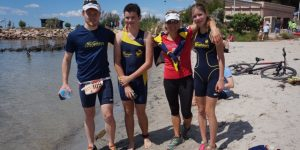 Triathlon de Bouzigues