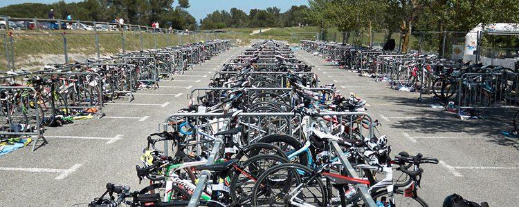 800 triathlètes au départ du Triathlon de Carcassonne