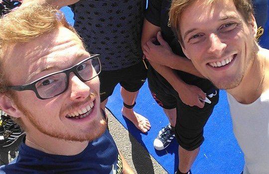 Fin de la saison de triathlon avec la CUP et l'Extrememan