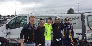 Demi-finale D3 de Triathlon à Valence