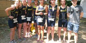 9e Triathlon de la Montagne Noire