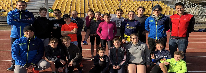 École de Triathlon 2 étoiles