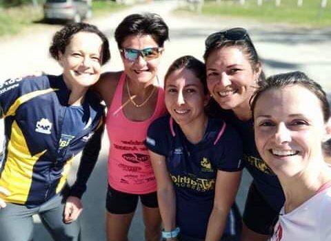 Le Triathlon Club Carcassonne prépare la reprise avec des podiums en compétitions virtuelles