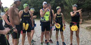 Le swimrun : discipline en plein essor au Triathlon Club Carcassonnais