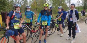Fin de saison en trombe pour les jeunes triathlètes carcassonnais(es)