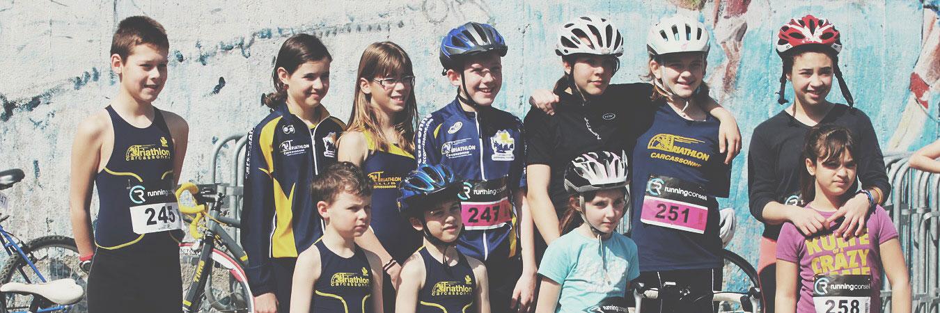 Ecole de Triathlon 2 étoiles